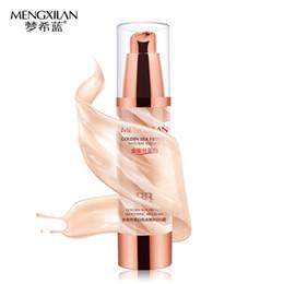 Wholesale MENXILAN Makeup Foundation Face Concealer BB CC Cream Anti wrinkle Brighten Contour Palette Natural Nutritious Powder Baby Skin