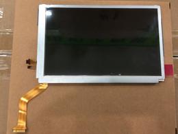 3ds xl jeux à vendre-Ecran LCD d'écran d'origine pour Nintendo Nouveau 3DS XL / LL Ecran supérieur Console de jeu Pièces de rechange de réparation