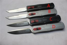 Wholesale high quality Andy manufacture Paladin P98 Knife blade D2 handle Aluminum CNC Automatic Outdoor toolls gift