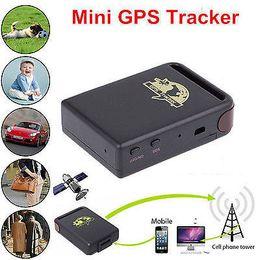 Wholesale Best Mini SPY Vehicle GSM GPRS GPS Tracker Car Vehicle Real Time Tracking Locator Device TK102B