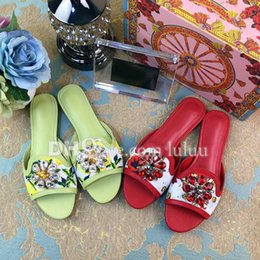 This year the highest quality popular explosion models sexy style luxury diamond importing a model slippers comfortable atmosphere