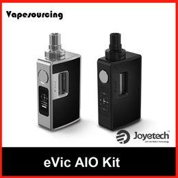 Joyetech Evic Aio Kit e cigarette Starter Kits 75W TC Box Mod with 3.5ml Vaporizer BF SS316 0.5ohm DL coils