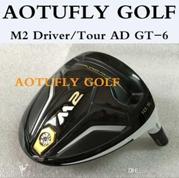 Wholesale limited golf M2 driver loft with tour ad gt graphite shaft new clubs woods free head cover