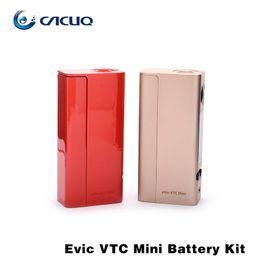 Evic vtc en venta-Auténtica Joyetech EVIC-VTC Mini 75W TC VW Mod 100% ecig EVIC VTC Mini Mods de control de temperatura