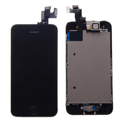 display lcd with touch tacil digitizer screen for apple iphone 5g for iphone 5s for iphone 5c replacement parts