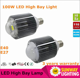 Wholesale High Power LED high bay lamp E40 E27 led bulbs retrofit kits light warehouse factory industrial lighting