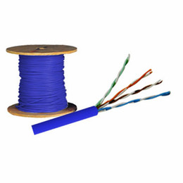 Wholesale Manufacturer Supply best price core shielded cable Cat UTP Cable Twisted Pair Network Cable