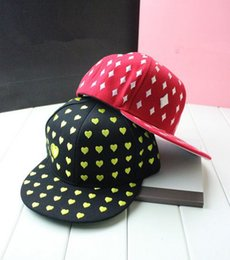 Wholesale HOT summer snapback hat for girls playing card shaped hip pop hats fashion street dance baseball hats new