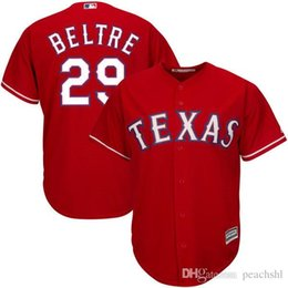 Wholesale MLB Texas Rangers Adrian Beltre Men s Game Signature Flex Cool Base Jersey Baseball Jerseys