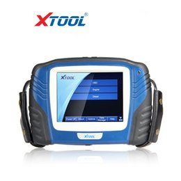 Wholesale Original XTOOL Truck Diagnostic Tool PS2 Heavy Duty with Bluetooth Update Online High Quality XTool Battery Tester