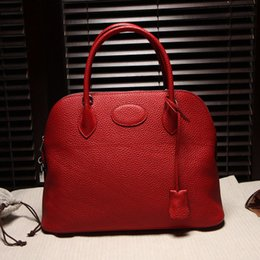 Hot!!! 2016 new high quality 100% genuine leather women bag original leather TOGO embossed handbag Bollywood bag shell bag