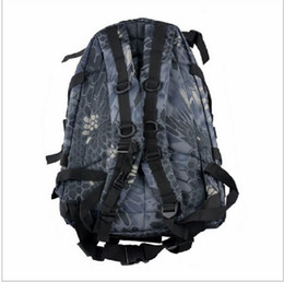 9 Colors Outdoor Molle 3D Military Tactical Backpack Rucksack Bag 40L for Camping Traveling Hiking Trekking