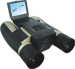 Free Shipping 2.0 inch LCD 1080P Spy Binocular Camera Digital Video Camera Hidden Telescope Recording dropshipping