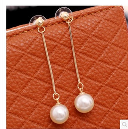 Top Grade Rushed Pearl Earring Special Offer Hot Sale Fashion long tassel Drop Dangle Earrings For Women Girl Jewelry Wholesale