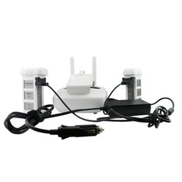 Wholesale Car Charger for Dji Phantom Professional Advanced Drone Battery and Remote Control