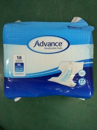 2016 Rushed Real Large Anti-leak Incontinence Pants for Adults Plastic Diaper Pants Package Mail Adult Diapers Increase The Number & Nappies