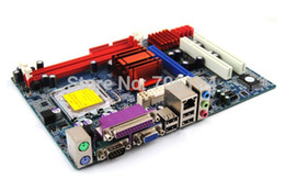 Wholesale 100 tested new high quality G41 motherboard with LGA775 support ddr3 ram DDR3