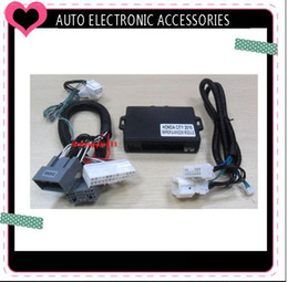Intelligent car safety accessary for HONDA CITY 2015 Windows & Mirror close open automatically when lock  unlock the car