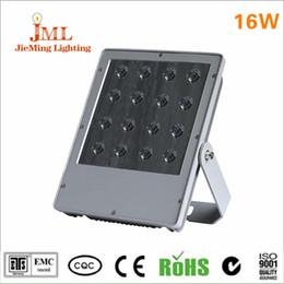 85-265V LED flood light 16W 24w outdoor lighting white color landscape lamps IP65 spot floodlight 16W