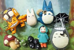 Miyazaki Hayao 3D Realistic Resin Stereo Fridges Magnets Cute Flexible Fridge Magnets Cute Gift Toys New Designed 01#