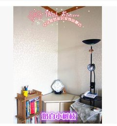 Waterproof upset since the sticky sweet bedroom wallpaper wallpaper from the sitting room background wall european-style package mail-375