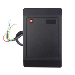 Wholesale Waterproof Plastic kHz Low Working Temperature Access Control RFID Card Reader With WG26 F1691A