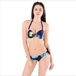 3 Colors Swimwear Adjustable Halter Bikini Hot Sale Bikini Women Fashion Swimsuit Split Girl Bathing Suit Female Swimwear S M XL XXL
