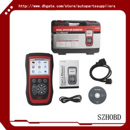Wholesale 100 original Autel MaxiTPMS TS501 TS TPMS Diagnostic And Service Tool Year Free Upgrade On Internet Easy To Use