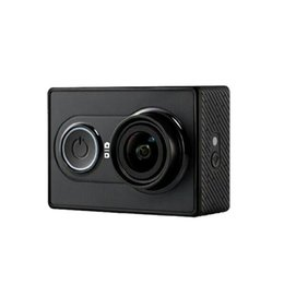 Wholesale Original Xiaomi yi Action Camera WiFi Sport Camera Ambarella A7 Bluetooth Waterproof Xiaoyi Smart Cam International Version