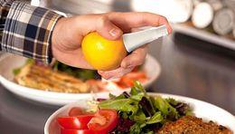Wholesale Guaranteed Home Kitchen Gadgets Lemon Sprayer Fruit Juice Citrus Spray Cooking Tools Accesorios de cocina cozinha cuisine F