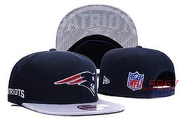 Wholesale Patriots New England Snapback Caps Adjustable Football Snap Back Hats Snapbacks High Quality Players Sports