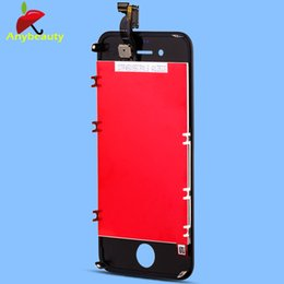 Wholesale A Good Quality For iPhone Cell Phone Accessories Best Quality For iPhone G S LCD Display For iPhone G S Touch Screen Replacement