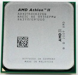 Wholesale Original For AMD Athlon II X2 GHz ADX215OCK22GQ Dual Core pin Dual Core scattered pieces cpu working
