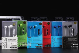 Compra Online El bajo piso-Los auriculares universales con el micrófono se divierten la alta voz baja JY-Q18 de la música del receptor de cabeza de los deportes para el teléfono móvil del mp3 del teléfono móvil del iphone Samsung