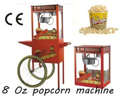 Wholesale Professional steam popcorn machine with low price steam popcorn machine popcorn popper used popcorn machines for sale new machine hot s