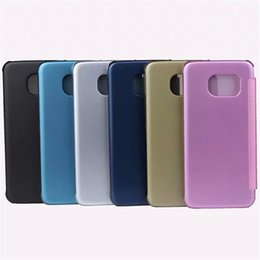 Flip Phone Cases Electroplating Highlights Mobile Phone Cover Practical Case For Iphone 5 5s 6 6s 6plus