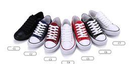 Wholesale Fashion Cassic Canva Shoes Top Quality Low Top Canvas Women Men Casual Shoes Sneaker Size EUR35 Hot Selling