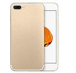 Wholesale Goophone i7 plus inch Clone Quad Core MTK6580 MB GB Android cellphone IPS HD WiFi MP Camera G Smartphone DHL Free Ship
