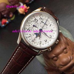 Wholesale Luxury Watches New Master Collection Moonphase Men s Watch L2 Automatic Men s Watch