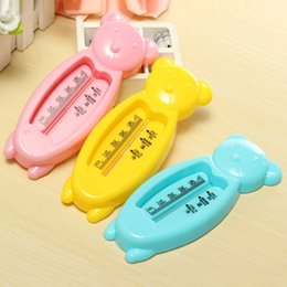 Wholesale Baby Kids Health Care Baby Bath water Thermometer Floating Tub Temperature Water Tester Kids Toy Room