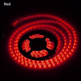 5 Meter Cool White led strip light 5M 3528 SMD LED Waterproof Flexible Strip 12V 120led M blue red warm white green blue 48W 2700 Lumen