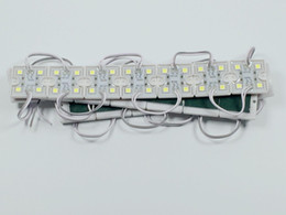 Square Led Module 5050smd 4 LED 12V 0.96W Waterproof IP65 For Sign and advertising backlighting