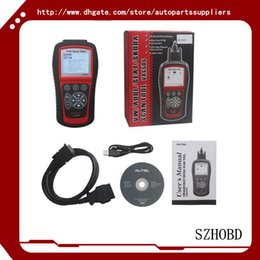 Wholesale 100 Original Autel MaxiService VAG505 VAG Scan Tool For VW AUDI SEAT SKODA Support Update Online