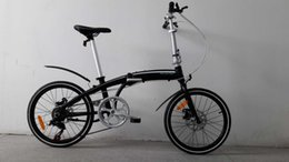 Wholesale Folding bicycles the new manufacturers selling city folding bikes very light flexible deserves a good car