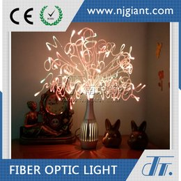 Wholesale 2016 Hot Items Products GFT Wedding Decoration Led Vase Light With Single Color Table Centrepieces