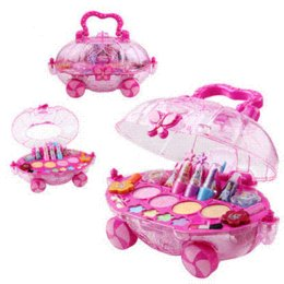 2015 hot Princess professional girls makeup set christmas gifts for girls toys educational children toys learning free shipping