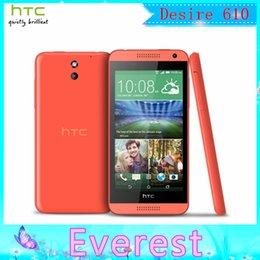 Wholesale Original Refurbished HTC Desire quot Qual Core GB RAM GB ROM GPS Wifi Unlocked G G TouchScreen Android Smartphone
