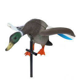Wholesale New Arrival Hunting Decoy Outdoor View Wind Duck For Hunting Use Outdoor Garden Park Decoration CL38