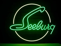 New Seeburg Jukebox Glass Neon Sign Light Beer Bar Pub Arts Crafts Gifts Lighting Size 22""