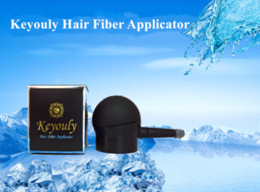 keyouly hair spray applicator Hair Fiber Powders Nozzle Toppik Pump Keratin Hair Building Fibres effective Accessories